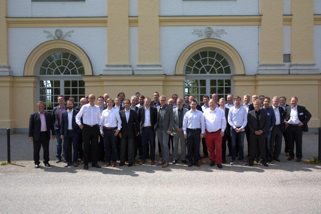 Die CommendIT-Mitglieder (Bildquelle: commendIT e.V.)