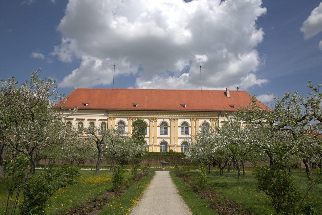 Schloss Dachau (Bildquelle: commendIT e.V.)