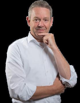 Manfred Merkelbach, Geschäftsführer KIMdata GmbH, Holzkirchen
