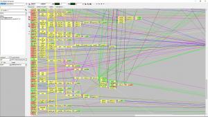 KIMdata-transporter, mit Visualisierung einer komplexen Schnittstelle